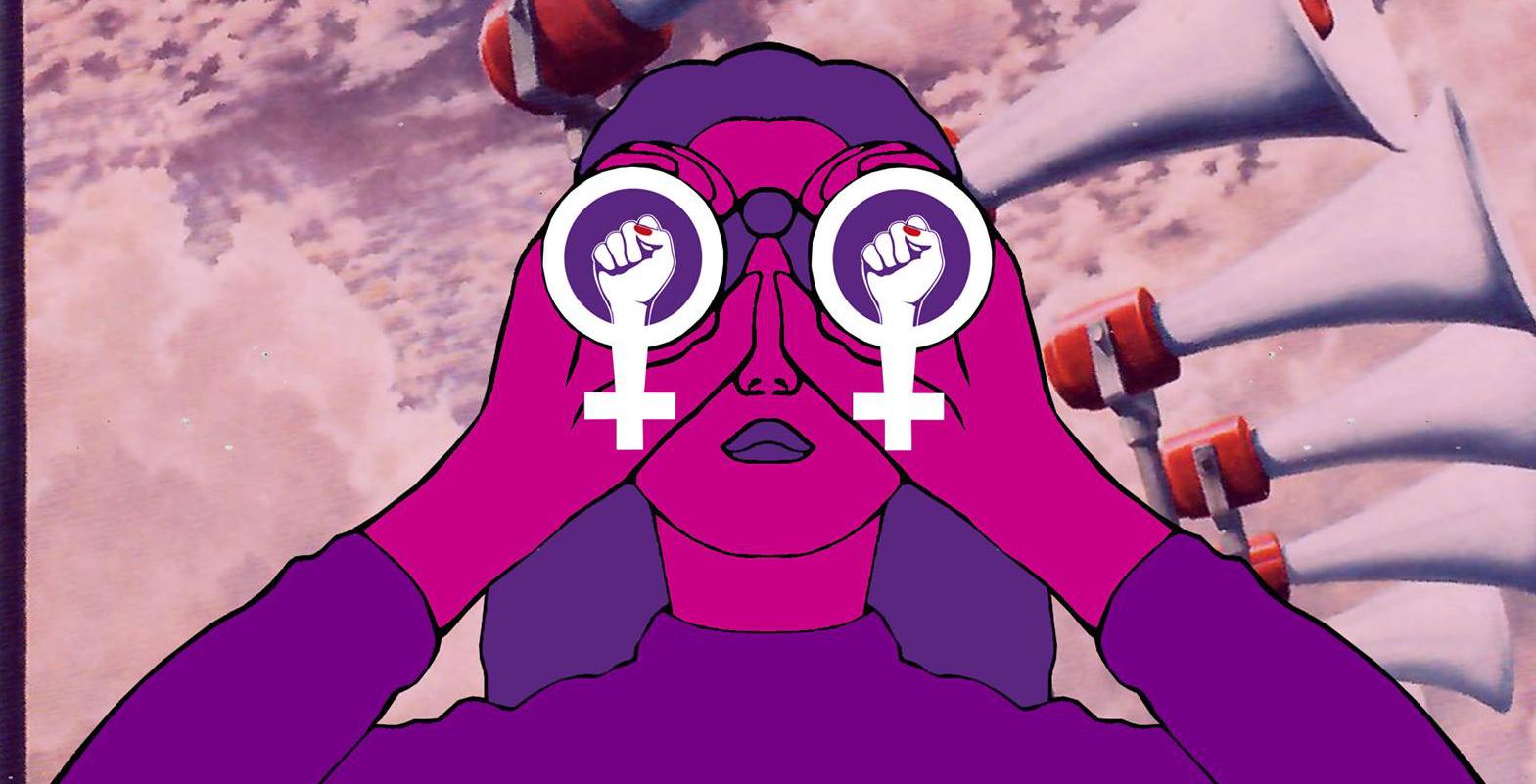 Logo des Frauenstreik Kollektivs Zürich