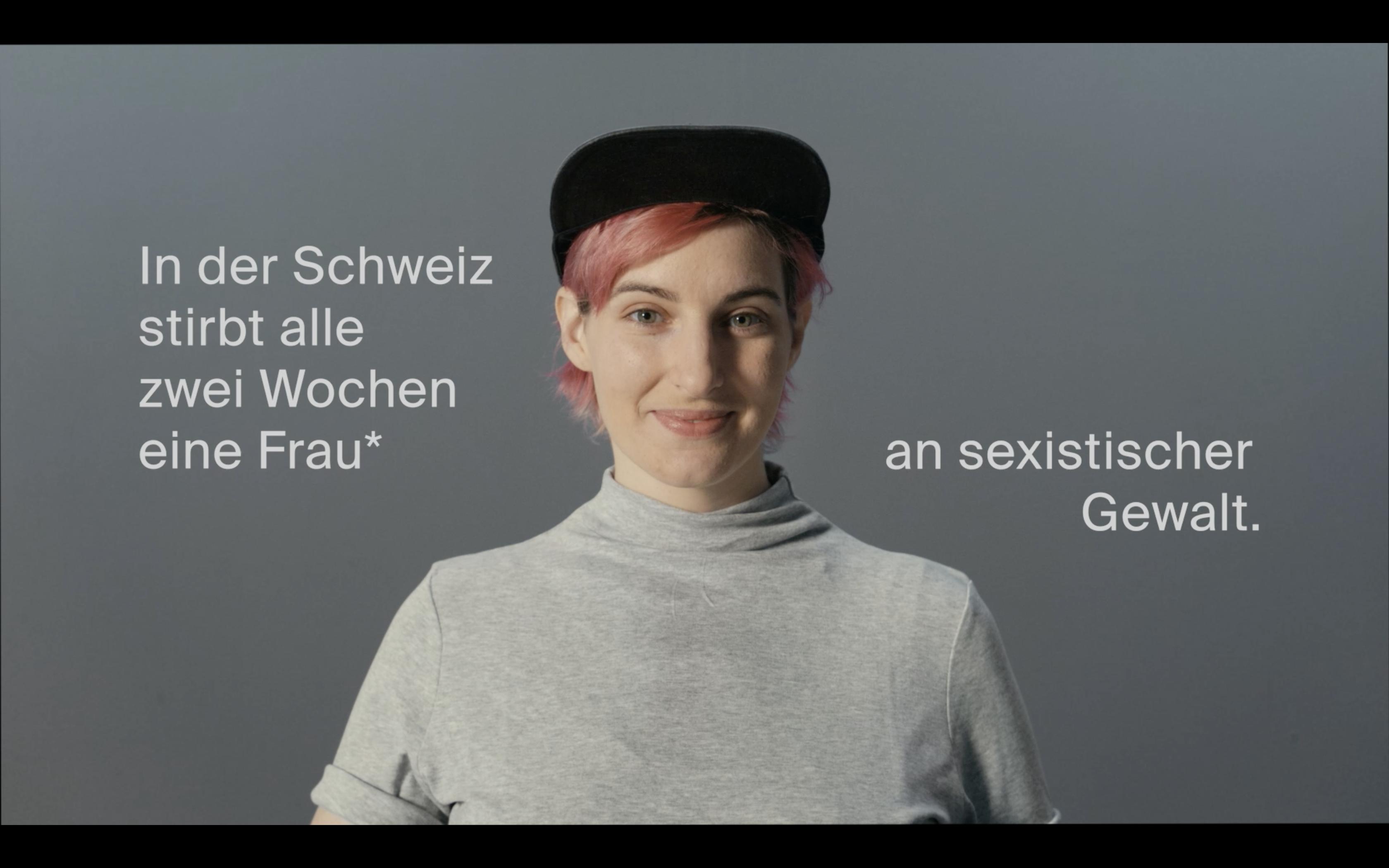 Standbild des Videos uns ist das Lachen vergangen