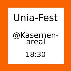 Icon zum Unia-Fest