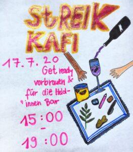 Streik Kafi @ Streikhaus