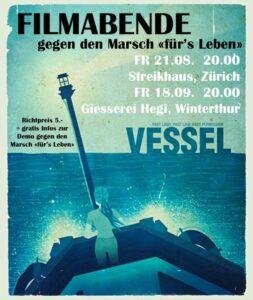 FILMABENDE gegen den Marsch «für's Leben» @ Giesserei Hegi
